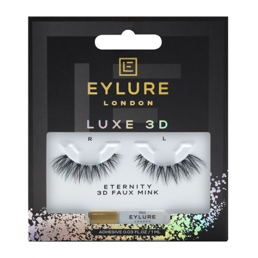 Eylure Luxe 3D Eternity   (Mākslīgās skropstas)