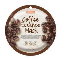 Purederm Coffee Essence Mask  (Mitrinoša sejas maska)