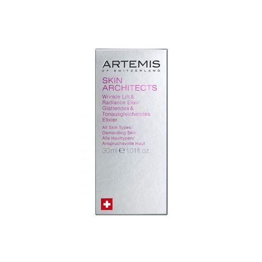 Artemis Skin Architects Wrinkle Lift & Radiance Elixir  (Atjaunojošs sejas eliksīrs)