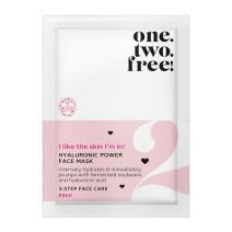 ONE.TWO.FREE! Hyaluronic Power Face Mask