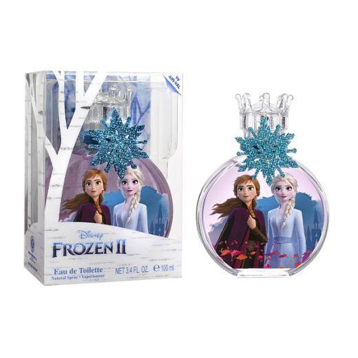 AIR - VAL International Frozen 2 100 ml + Charm  (Aromāta komplekts meitenēm)
