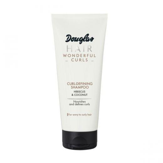 Douglas Hair Wonderful Curls Mini Curl-Defining Shampoo 75 ml  (Šampūns cirtainiem un viļņainiem mat