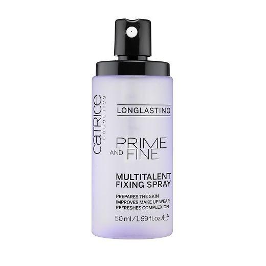 Catrice Cosmetics Prime And Fine Multitalent Fixing Spray  (Fiksējošs sprejs)