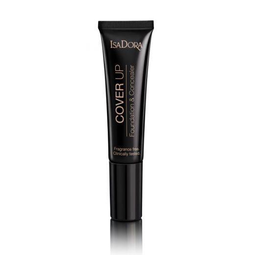 IsaDora Cover Up Foundation & Concealer 35 ml  (Tonālais krēms un korektors)