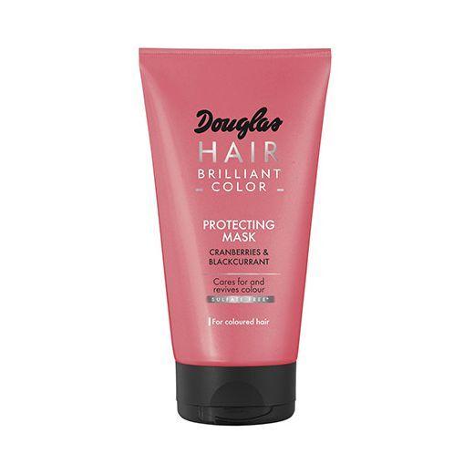 Douglas Hair Brilliant Color Protecting Mask 150 ml  (Maska krāsotiem matiem)