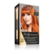L'Oreal Paris Preference Hair Color 78 Pure Paprika  (Matu krāsa)