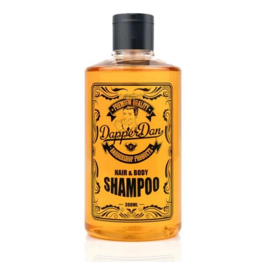 Dapper Dan Hair and Body Shampoo  (Matu un ķermeņa šampūns)