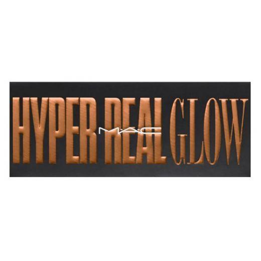 Mac Hyper Real Glow Palette  (Izgaismojoša palete sejai)