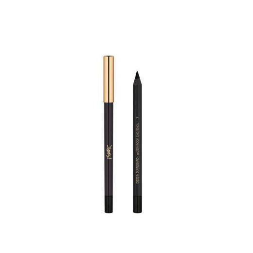 Yves Saint Laurent Dessin Du Regard Waterproof Eyeliner Pencil Nr. 01 (Ūdensnoturīgs acu zīmulis)