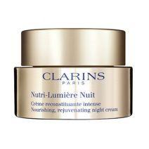 Clarins Nutri-Lumière Night Cream  (Atjaunojošs nakts sejas krēms)