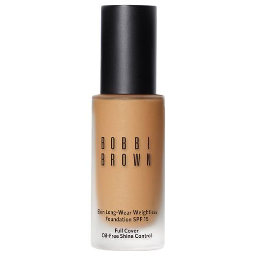 Bobbi Brown Skin Long-Wear Weightless Foundation SPF 15 30 ml Warm Natural (Ilgnoturīgs tonālais krē