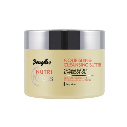 Douglas Focus Nutri Focus Nourishing Cleansing Butter 100 ml  (Attīrošs sviests sejai)
