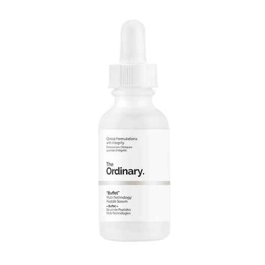 The Ordinary Buffet Serum  (Buffet serums)