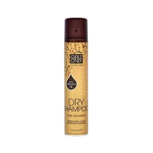 Girlz Only Dry Shampoo For Blondes   (Sausais šampūns matiem)