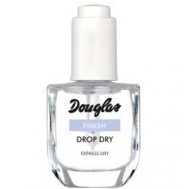 Douglas Nail Care Finish Drop Dry 9 ml  (Nagu lakas nožūšanu paātrinošs līdzeklis)