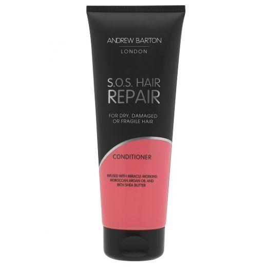 Andrew Barton S.O.S. Hair Repair Conditioner  (Kondicionieris sausiem bojātiem matiem)