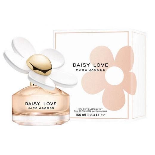 Marc Jacobs Daisy Love  (Tualetes ūdens sievietei)