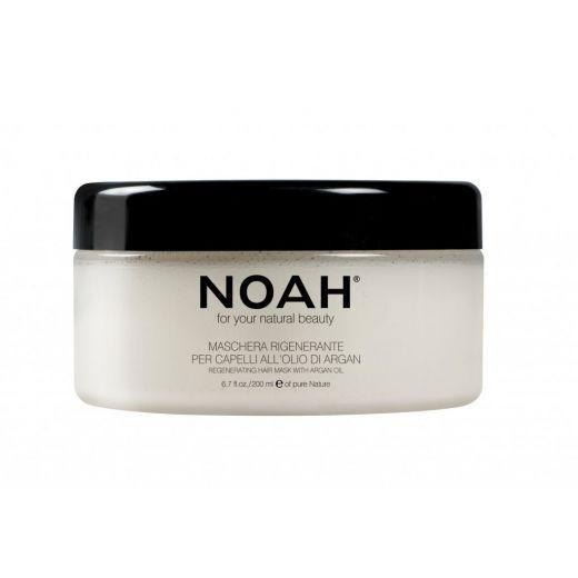 NOAH Regenerating Hair Mask with Argan Oil  (Atjaunojoša matu maska)