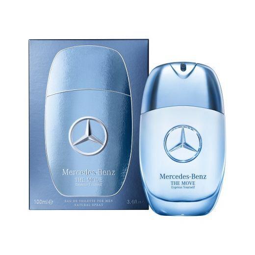 Mercedes Benz The Move Express Yourself  (Tualetes ūdens vīrietim)