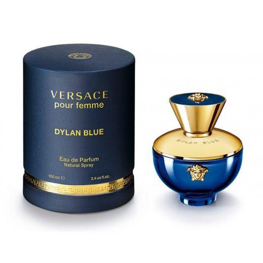 Versace Dylan Blue Pour Femme   (Parfimērijas ūdens sievietei)