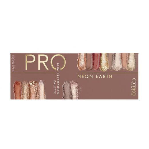 Catrice Cosmetics Pro Slim Eyeshadow Palette  (Acu ēnu palete)