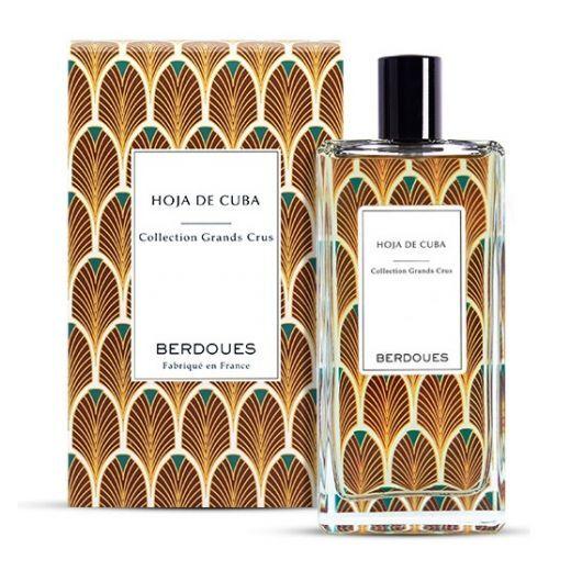Berdoues Hoja de Cuba   (Parfimērijas ūdens sievietei un vīrietim)