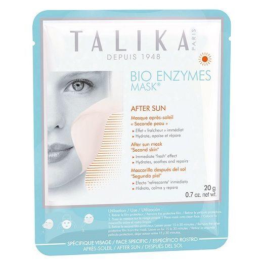 Talika Bio Enzymes Mask - After Sun  (Sejas maska pēc sauļošanās)