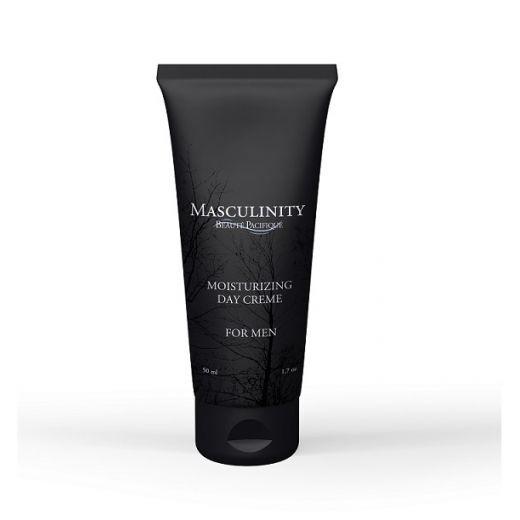 Beauté Pacifique Masculinity Moisturizing Day Creme For Men  (Mitrinošs dienas krēms sejai)