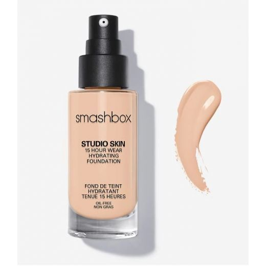 Smashbox Studio Skin 15 Hour Wear Hydrating Foundation  (Mitrinošs tonālais krēms)