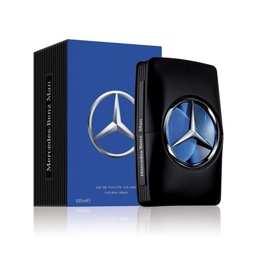 Mercedes-Benz Man EDT  (Tualetes ūdens vīriešiem)