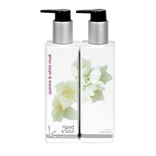 Kinetics Jasmine & White Musk Lotion