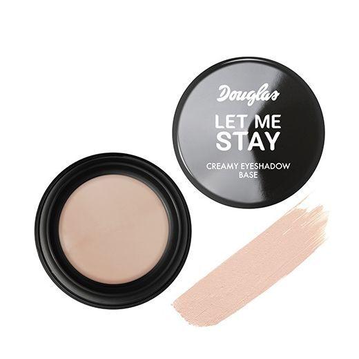 Douglas Make Up Let Me Stay - Creamy Eyeshadow Base (Krēmveida acu ēnu bāze)