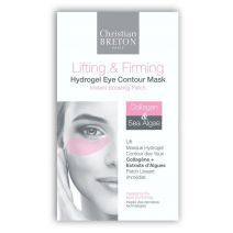Christian Breton Lifting & Firming Hydrogel Eye Contour Mask (Acu maska)