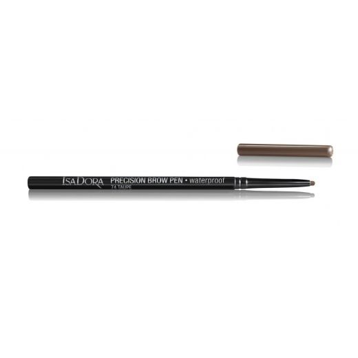 IsaDora Precision Brow Pen Waterproof  (Ūdensizturīgs uzacu zīmulis)