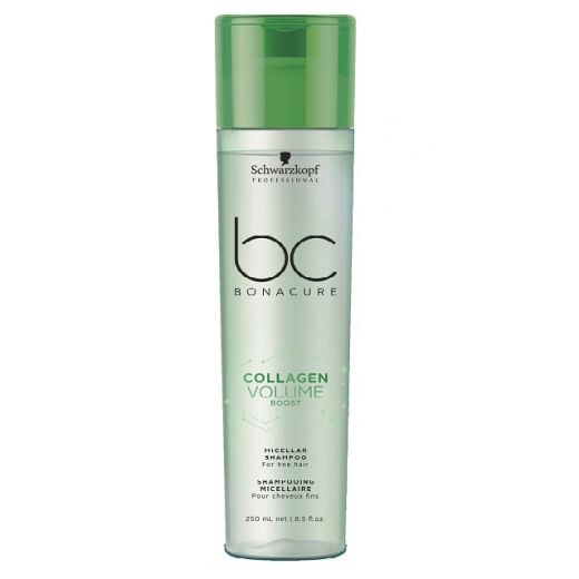 Schwarzkopf BC Bonacure Collagen Volume Boost Micellar Shampoo  (Micelārais šampūns matu apjomam)