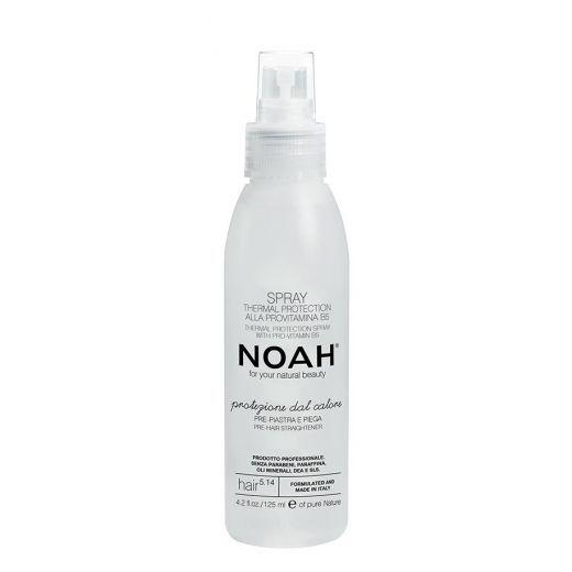 NOAH Thermal Protection Hair Spray With pro-vitamin B5 (Izsmidzināms līdzeklis pirms matu taisnošana