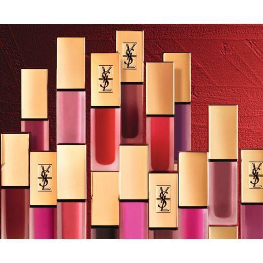 Yves Saint Laurent Tatouage Couture   (Matējoša lūpu krāsa)