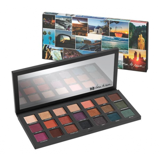Urban Decay Born To Run Eyeshadow Palette  (Acu ēnu palete)