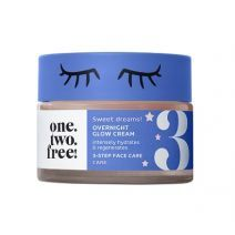 ONE.TWO.FREE! Overnight Glow Cream  (Nakts sejas krēms)
