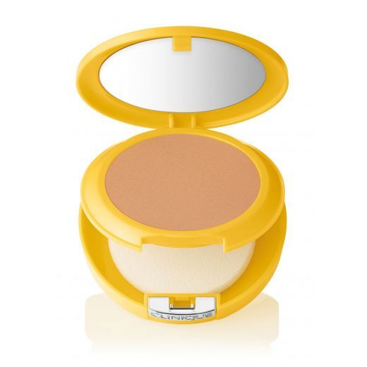 Clinique SPF 30 Mineral Powder Makeup for Face Moderately Fair (Minerālais kompaktais pūderis)
