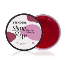 """STENDERS Soap Slime Merry Cherry  (Slaima ziepes """"Karalis ķirsis"""")"""