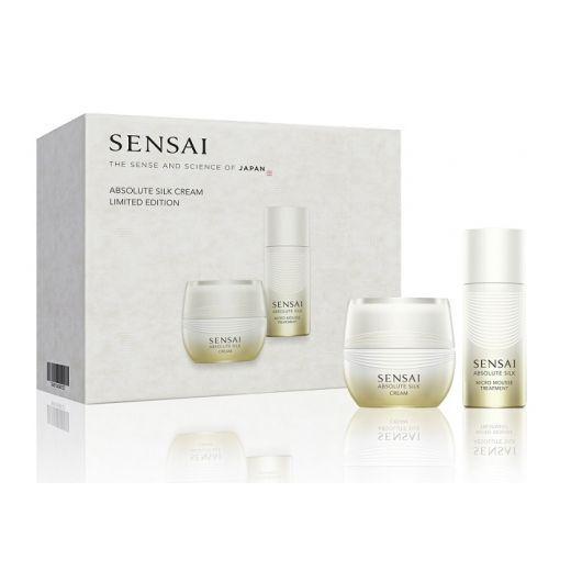 Sensai Absolute Silk Cream Limited Edition 2020  (Sejas kopšanas komplekts)