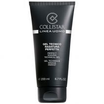 Collistar Perfect Shaving Technical Gel  (Skūšanās želeja perfektai tehnikai)