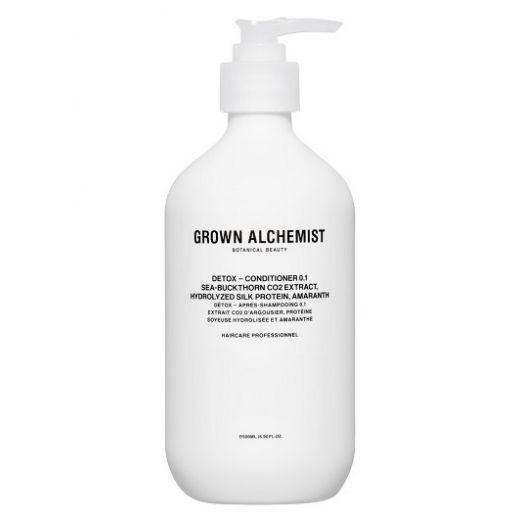 Grown Alchemist Detox - Conditioner 0.1  (Detokss attīrošs kondicionieris)