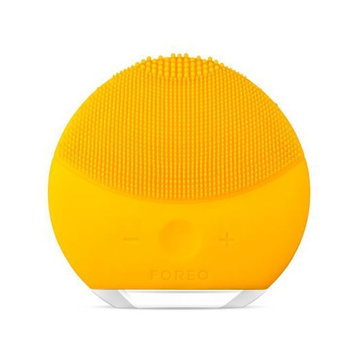 Foreo LUNA™ Mini 2 Sunflower Yellow  (Maiga ādas attīrīšanas ierīce)