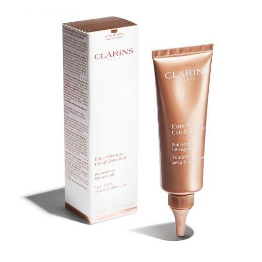 Clarins Extra Firming Neck & Decollete  (Krēms kaklam un dekoltē zonai)