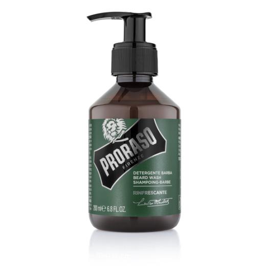 Proraso Beard Wash Refresh  (Šampūns bārdai)