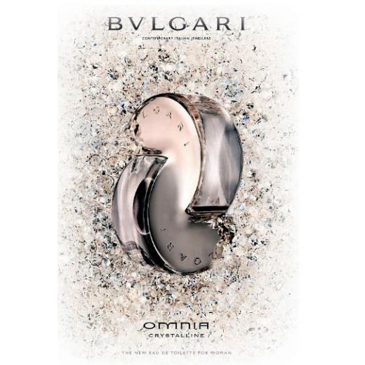 Bvlgari Omnia Crystalline (Tualetes ūdens sievietei)
