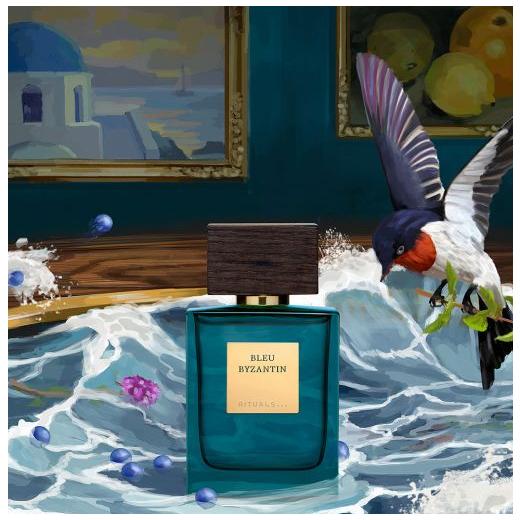 Rituals Bleu Byzantin Eau de Parfum  (Parfimērijas ūdens vīrietim)