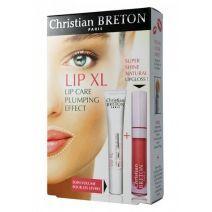 Christian Breton Lip XL Set  (Komplekts lūpu apjomam)